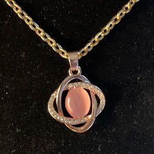 Pendant Necklace & Charm